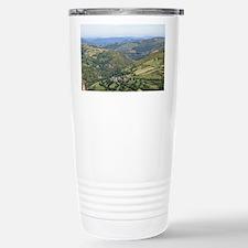 Galician Valley View Travel Mug