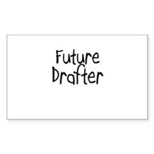 Future Drafter Rectangle Decal