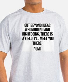 Cute Eastern thought T-Shirt