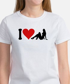 I Love Strippers (design) Tee