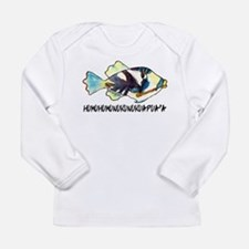 Humuhumu Fish Long Sleeve T-Shirt