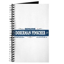 DOBERMAN PINSCHER Journal