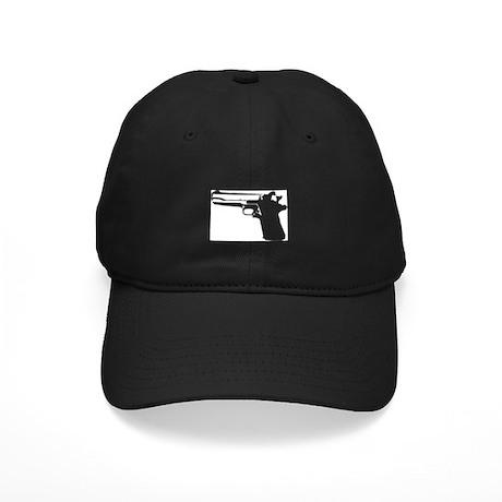 COLT 1911 PISTOL Black Cap