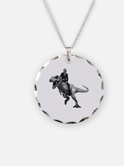 Unique Abe Necklace