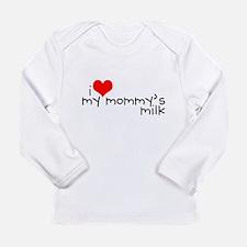 mommysmilk Long Sleeve T-Shirt