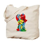 Just 'Dragon' Around Tote Bag