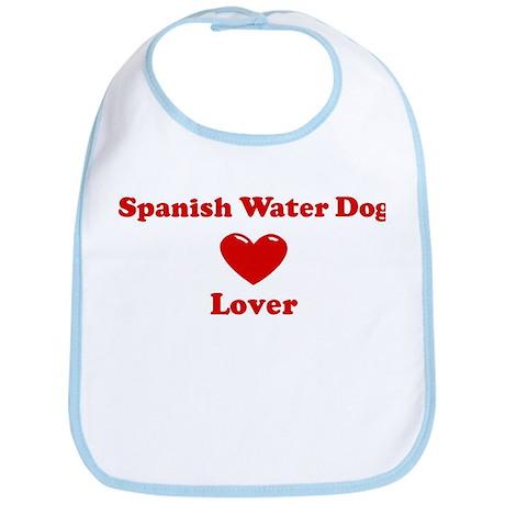 Spanish Water Dog Lover Bib