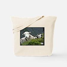 Herdwick Ewe & Lamb Tote Bag