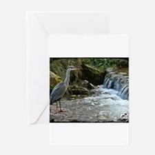 Buttermere Heron Greeting Cards