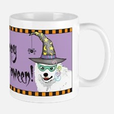 Halloween Eskie Mugs