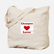 Lhasapoo Lover Tote Bag