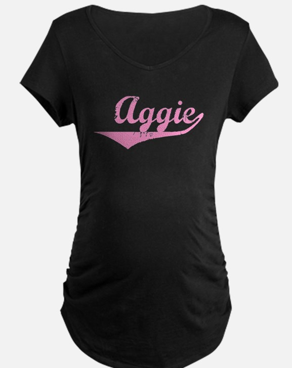 Aggie Vintage (Pink) T-Shirt