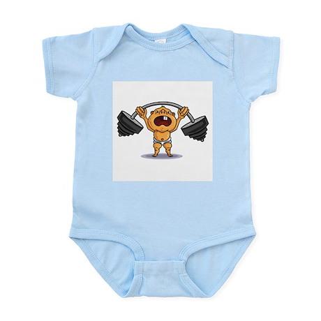 """Baby Hercules"" bodysuit"