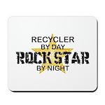 Recycler Rock Star Mousepad