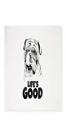 Life Is Good 5\'x7\'Area Rug