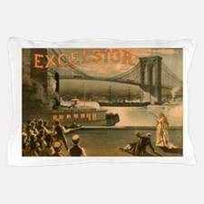 Brooklyn Bridge Pillow Case