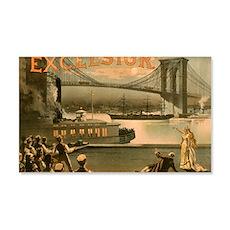 Brooklyn Bridge Wall Decal