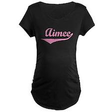 Aimee Vintage (Pink) T-Shirt