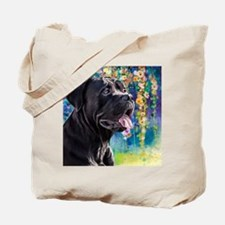 Cane Corso Painting Tote Bag