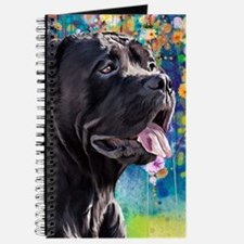 Cane Corso Painting Journal