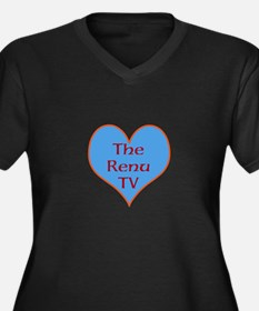 The Renu TV Plus Size T-Shirt