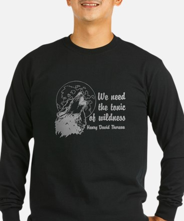 Wild Tonic Long Sleeve T-Shirt