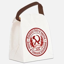 Communist Party of America Canvas Lunch Bag