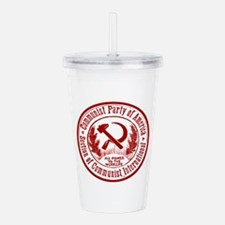 Communist Party of America Acrylic Double-wall Tum
