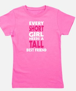 Cute Forever friend Girl's Tee