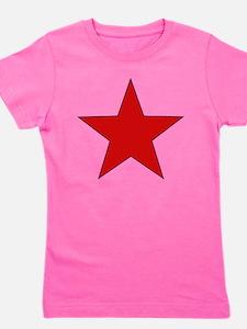 Cute Communism Girl's Tee