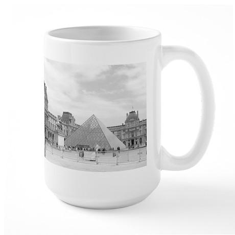 louvre Large Mug