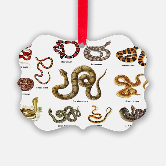 snakes Ornament