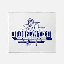 Joe Tech Throw Blanket