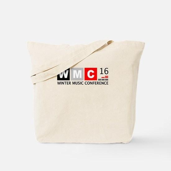 WMC Winter Music Conference Tote Bag