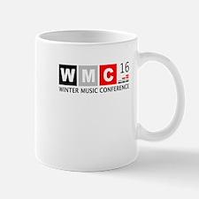 WMC Winter Music Conference Mugs