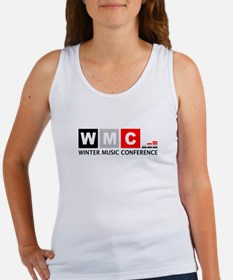 WMC Winter Music Conference Tank Top