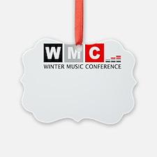 WMC Winter Music Conference Ornament