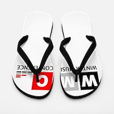 WMC Winter Music Conference Flip Flops