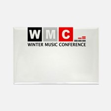 WMC Winter Music Conference Magnets