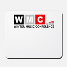WMC Winter Music Conference Mousepad