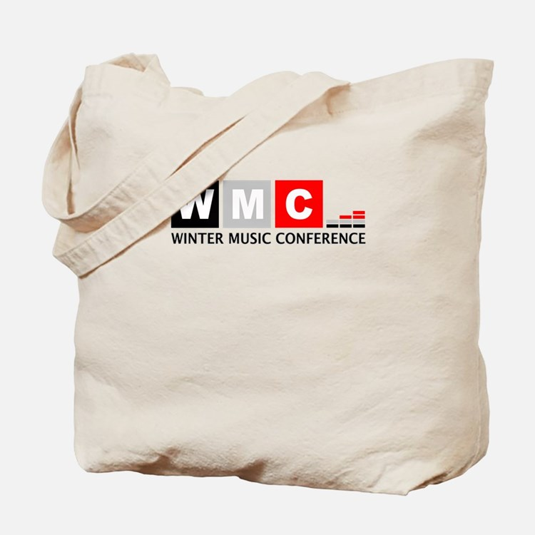 WMC Winter Music Conference Tote Bag