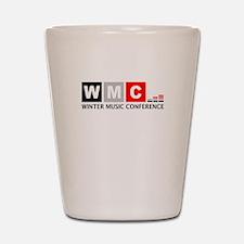 WMC Winter Music Conference Shot Glass