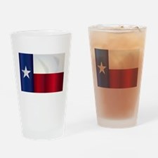State Flag Of Texas Drinking Glass
