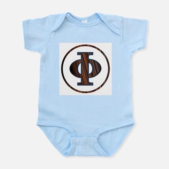 Phi Greek Letter Body Suit