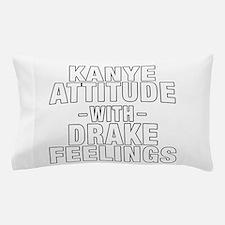 Funny Drake Pillow Case