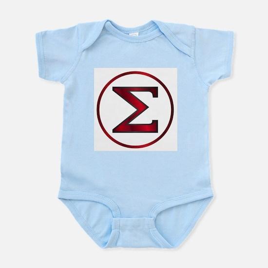 Sigma Greek Letter Body Suit