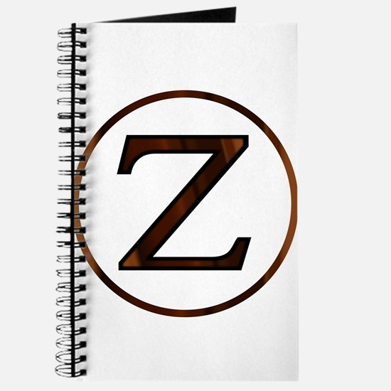 Zeta Greek Letter Journal