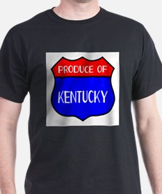 Produce Of Kentucky T-Shirt
