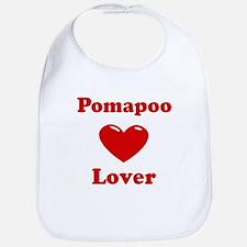 Pomapoo Lover Bib