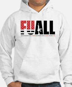 FUALL book cover Hoodie